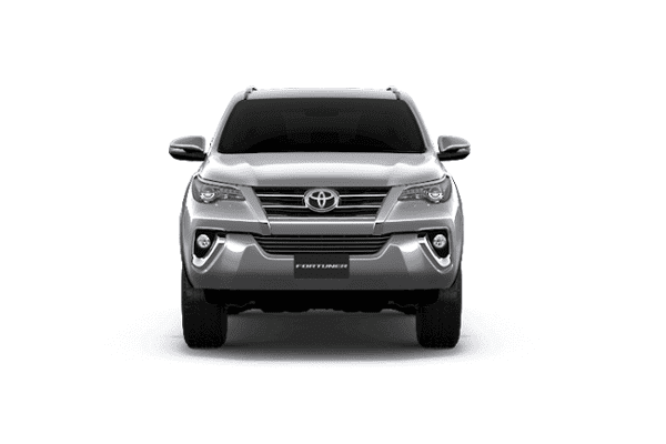 2020 BS-6 Toyota Fortuner - Front