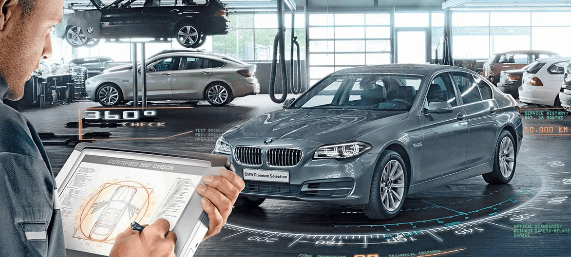 BMW Service Cost