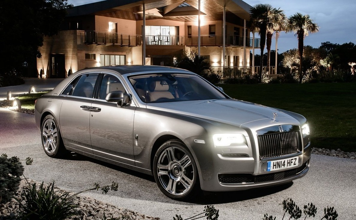 Vadivelu Car Collection - Rolls-Royce Ghost