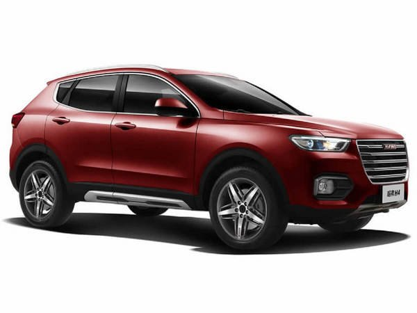 Haval H4, Great Wall Motors at Auto Expo 2020