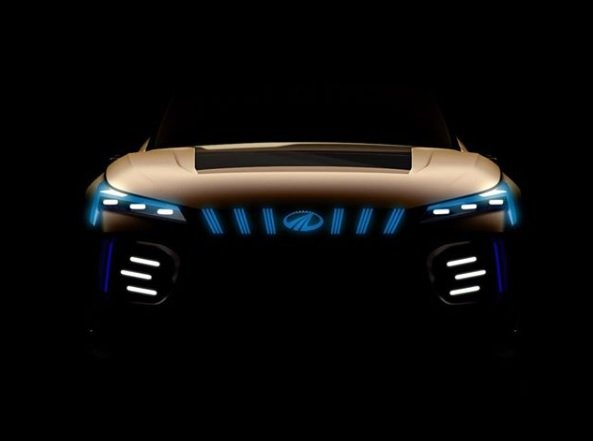 cars at auto expo 2020 - Mahindra Funster is expected to be the platform that next-gen XUV500 will be based on.