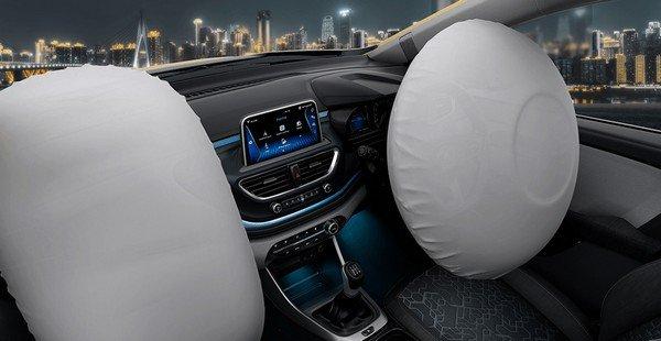 tata altroz airbags