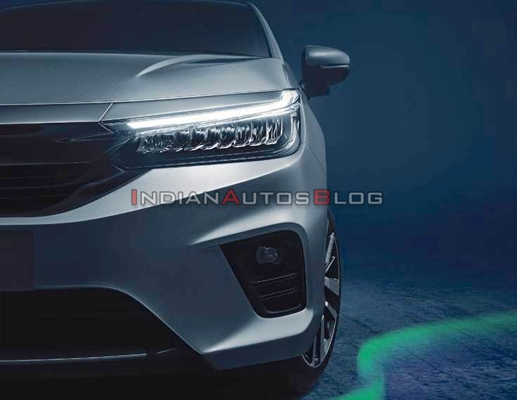 2020 Honda City teased