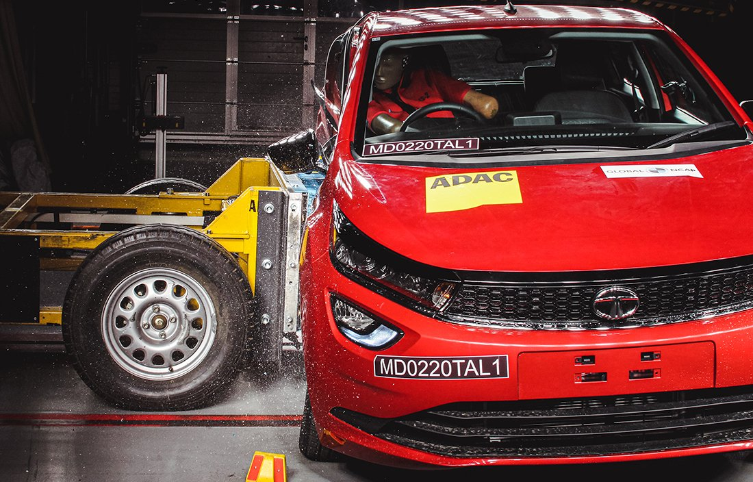 Global NCAP safety - Maruti Suzuki not up to standard