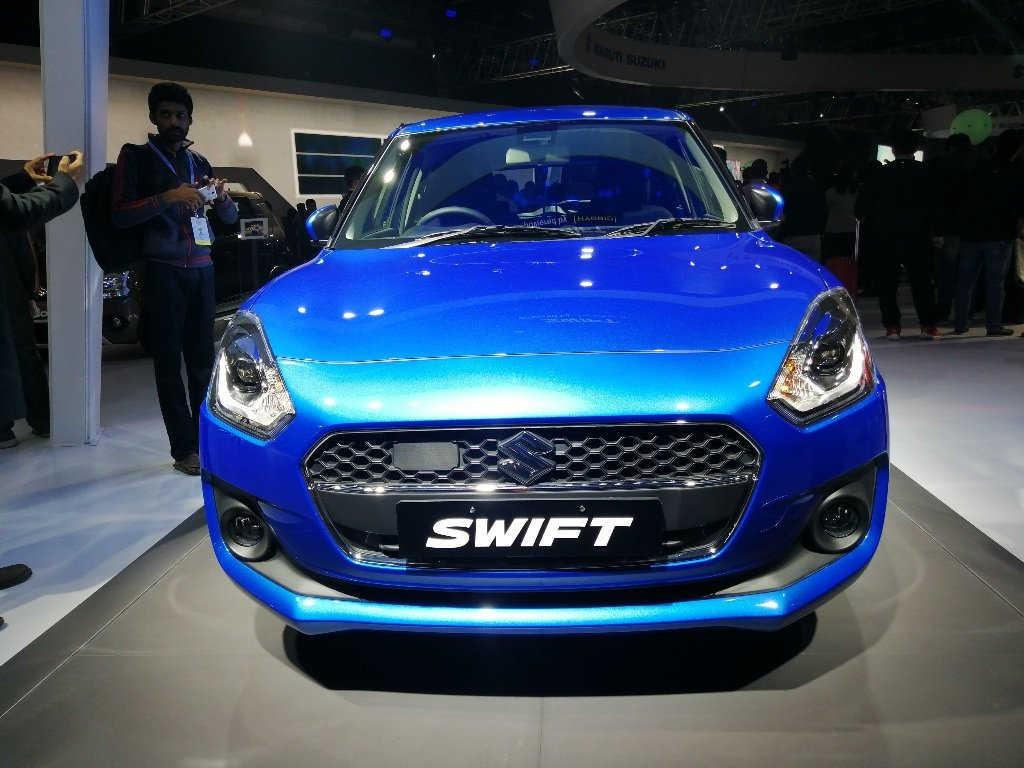 32 kmpl Maruti Swift Hybrid Being Planned for India