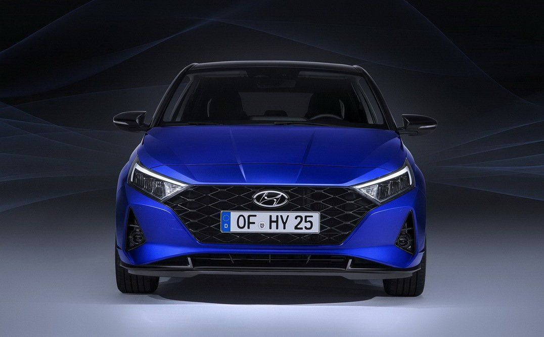 New Hyundai i20 2002 Revealed, Looks Sharper than Maruti Baleno