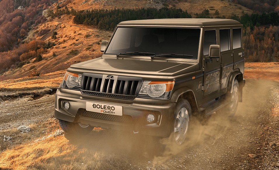 Mahindra Bolero Power Plus wallpaper