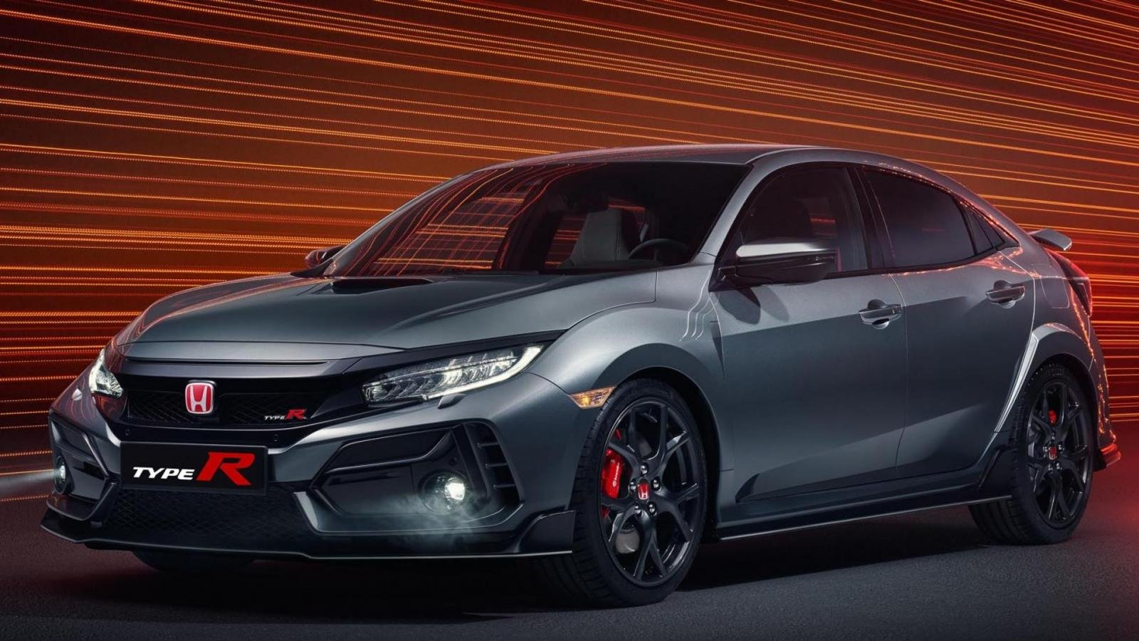 new 2020 Honda Civic Type-R Sport Line