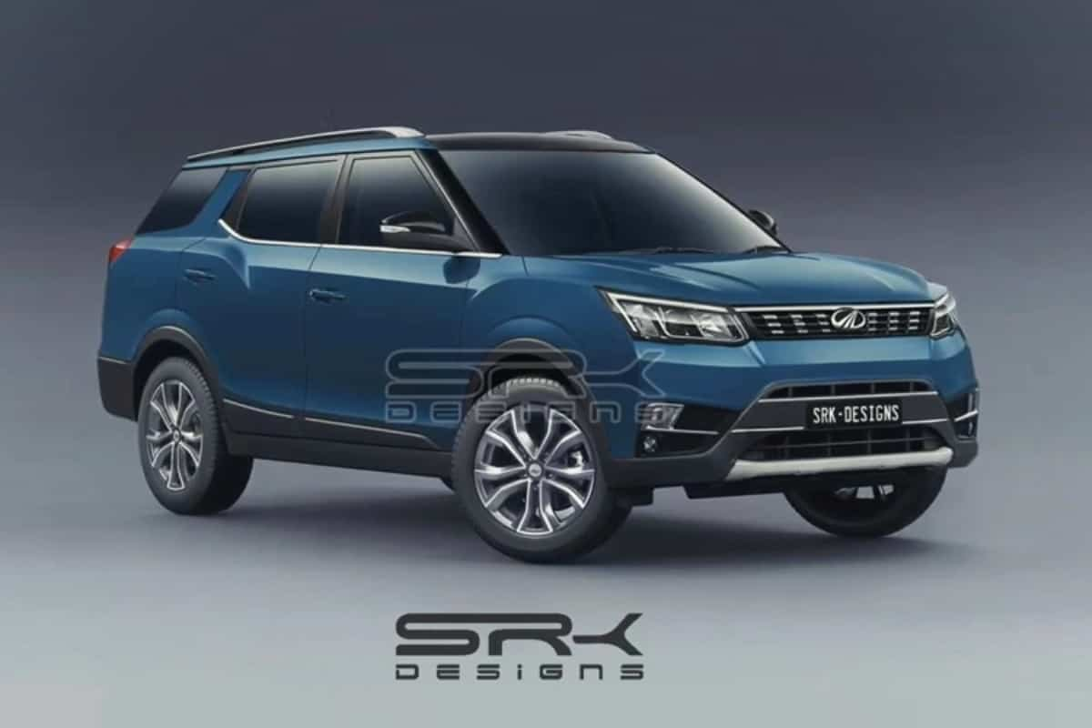 Upcoming 7-Seater Mahindra XUV400 Rendered Digitally [Video]