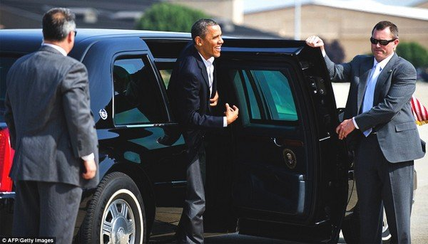 us presidents motorcade