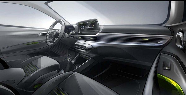 2020 hyundai i20 interior dashboard
