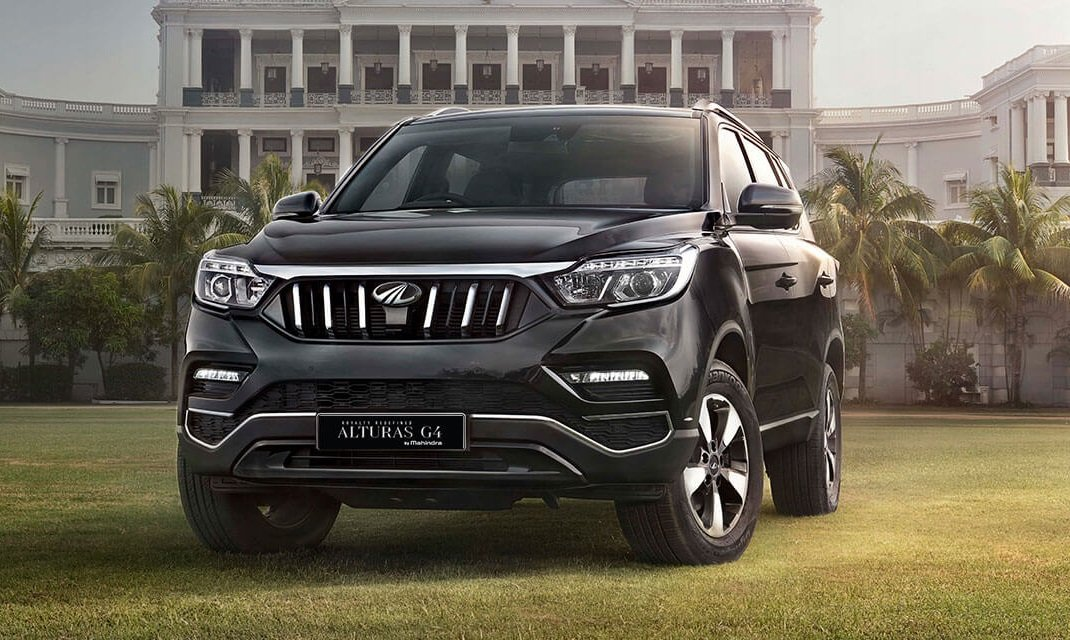 Discounts on SUVs - BS4 Mahindra Alturas