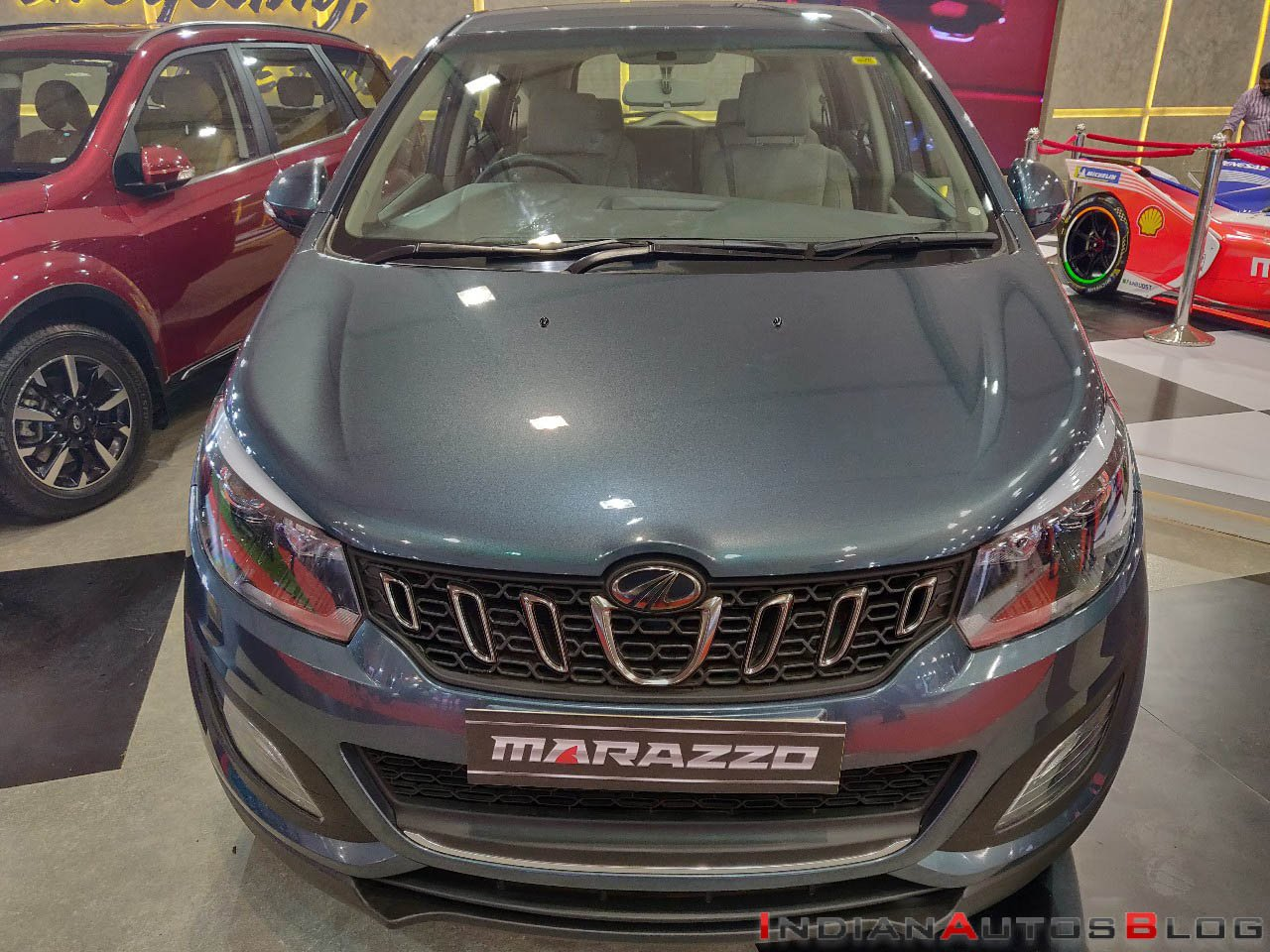 Mahindra Marazzo Petrol Model Launch Still Some Time Away