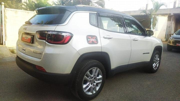 jeep compass sport on road price in bangalore