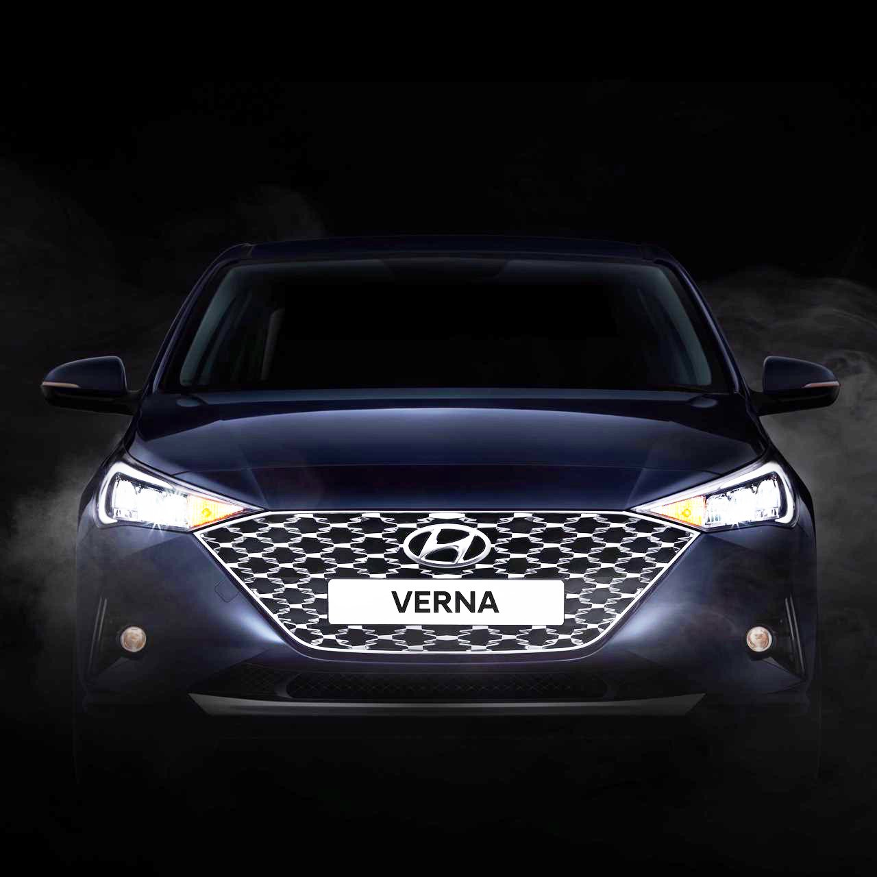 2020 Hyundai Verna Facelift Gets 1.0L Turbo Petrol with 7-DCT, Almost Revealed Thru Official Pics