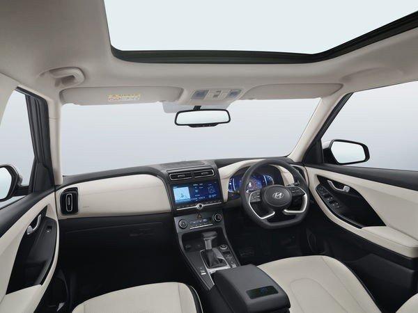 2020 hyundai creta interior dashboard