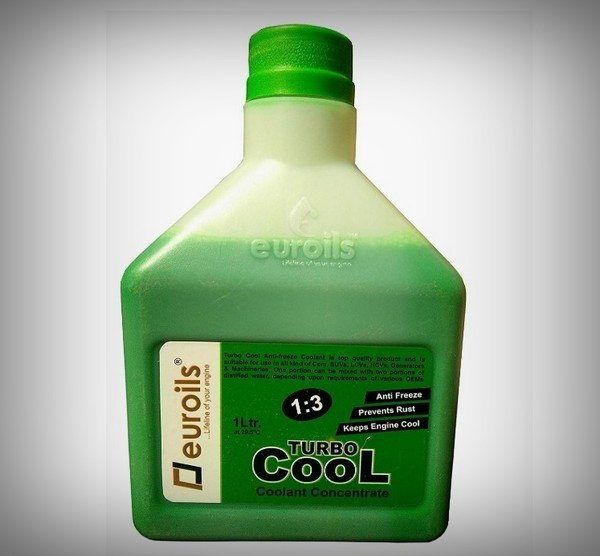 Best Coolants For Cars India - euroils euro turbo cool