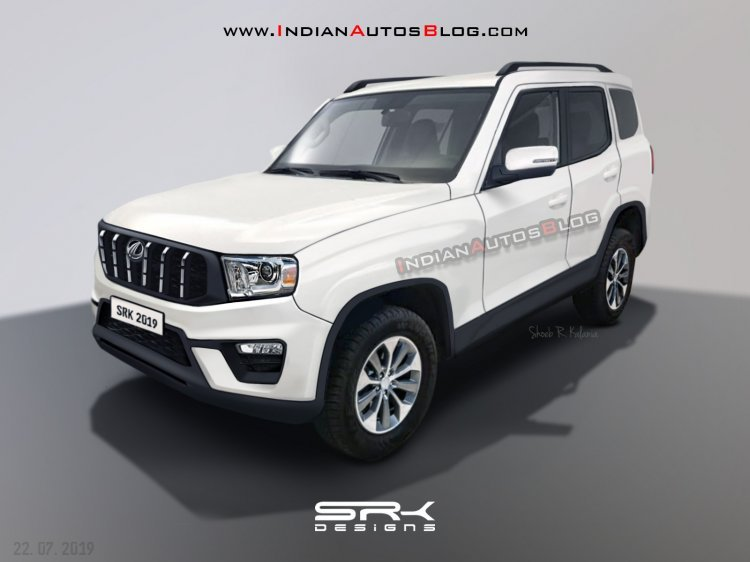 next gen Mahindra Scorpio launch in 2021
