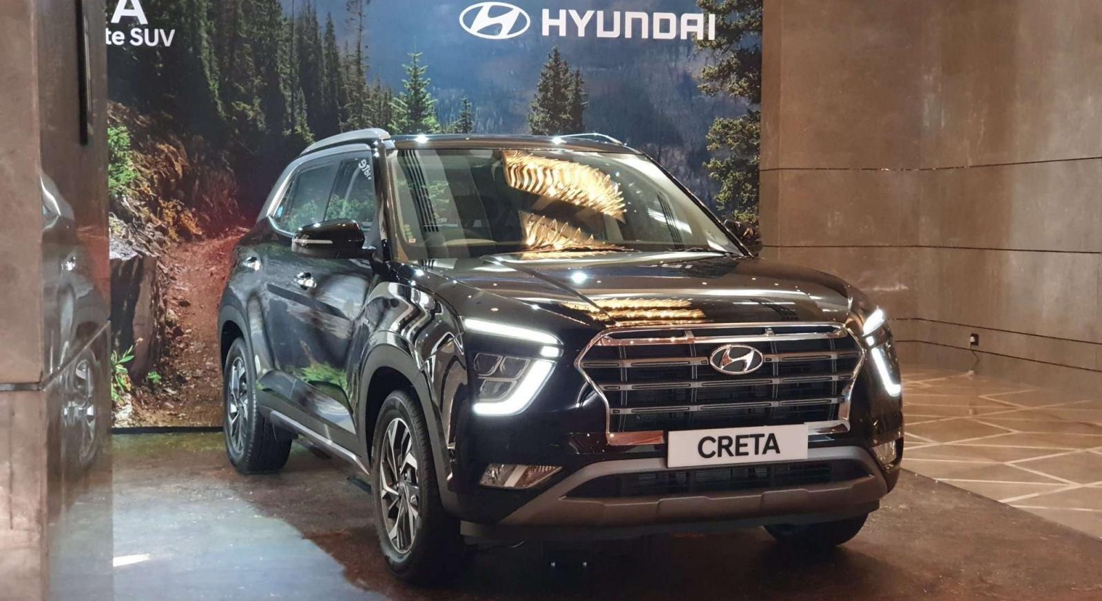 2020 Hyundai Creta SUV launch India