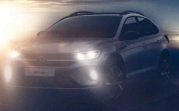 2020 volkswagen nivus teaser image