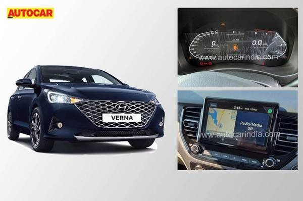 Outside and inside looks of new Hyundai Creta