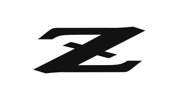 Front shot of new Z logo