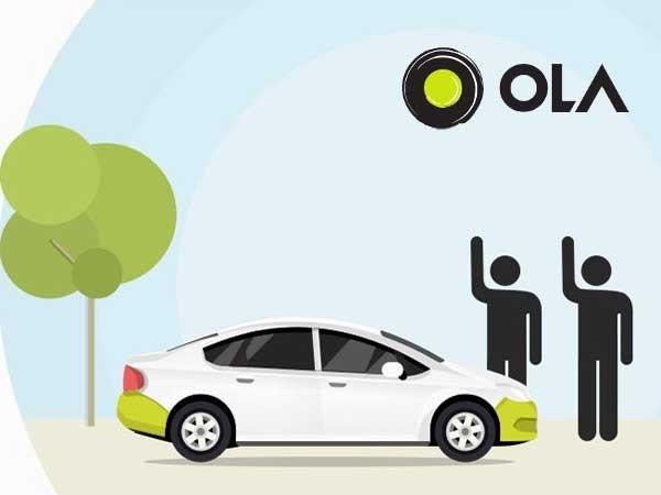 ola share service