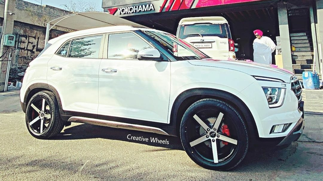 This is the First Ever New Hyundai Creta With 18