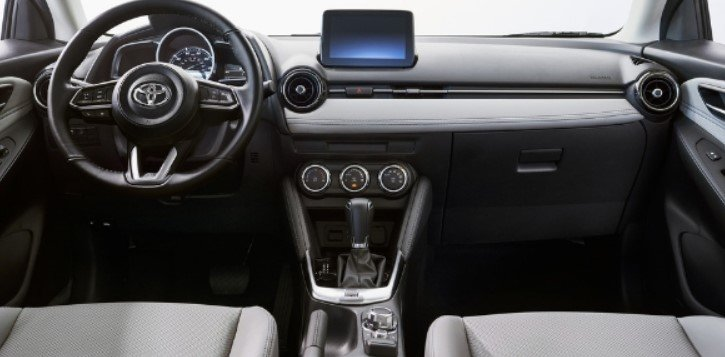 Toyota Yaris Imagined As Pickup Truck