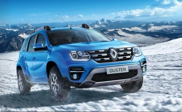 ow maintenance SUVs in India - Renault Duster