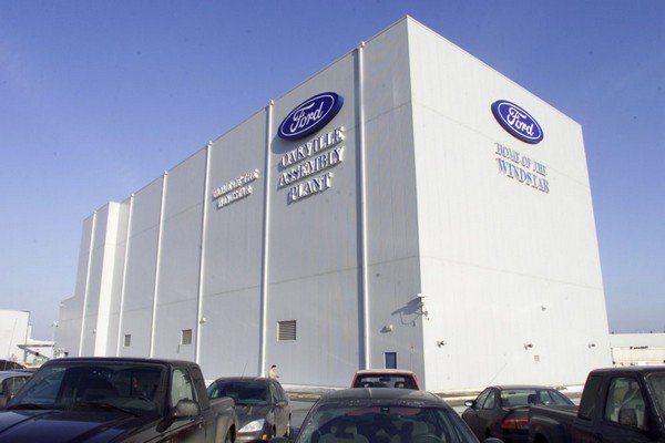 ford manufacturing facility