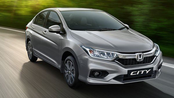 best C-segment cars in India - 2019 honda city silver front end