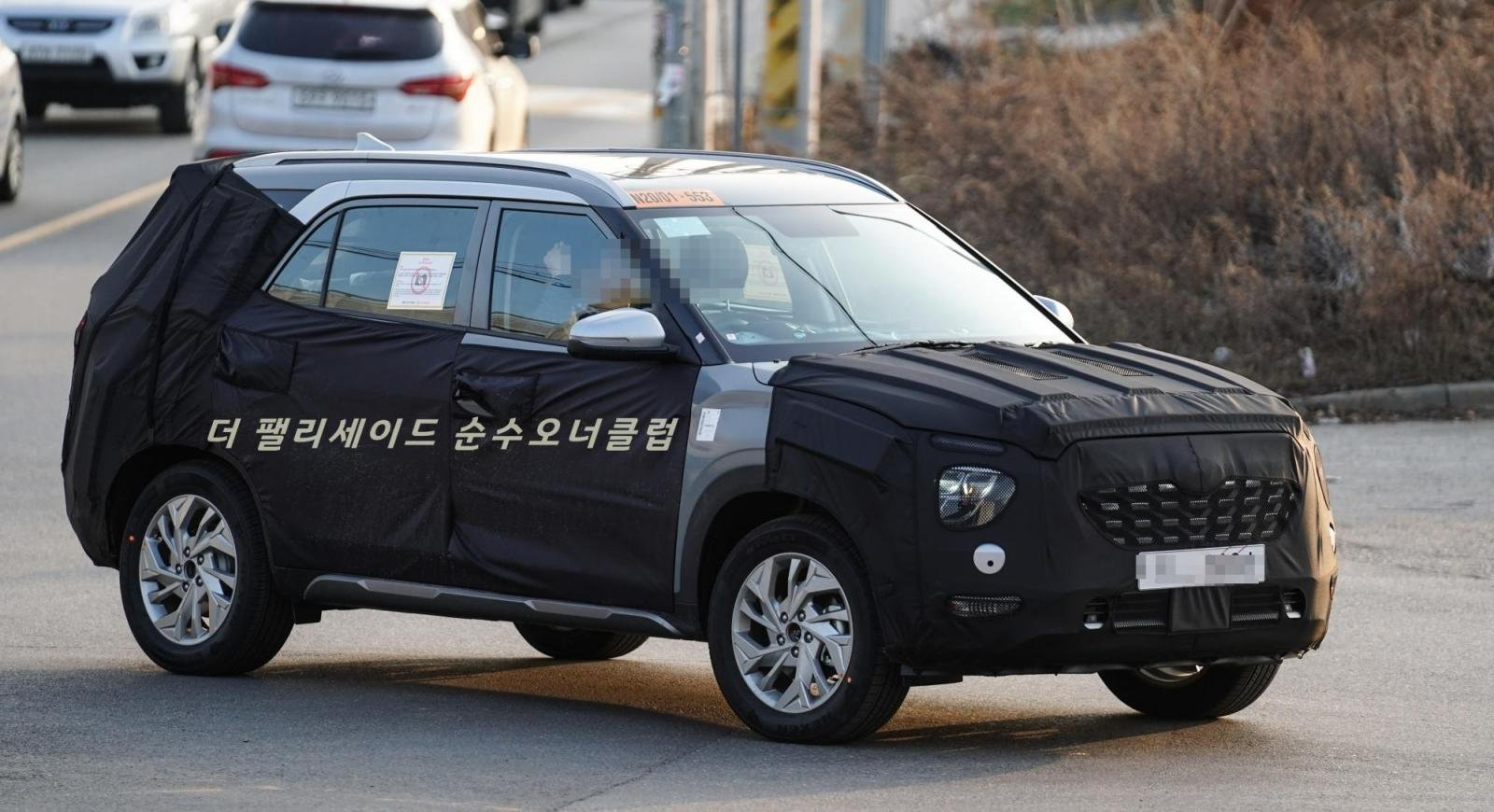 7-Seater Hyundai Creta To Feature A Different Design For Rear-End