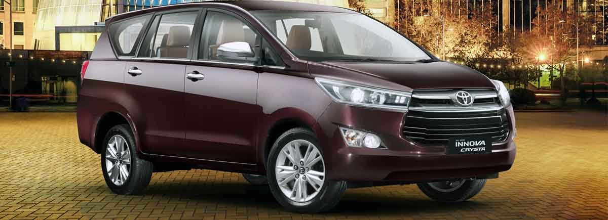 Toyota Innova Crysta Could Get Costlier Anytime Soon