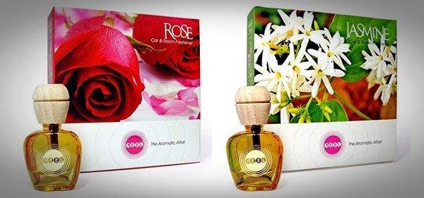feelgood car perfume air freshener