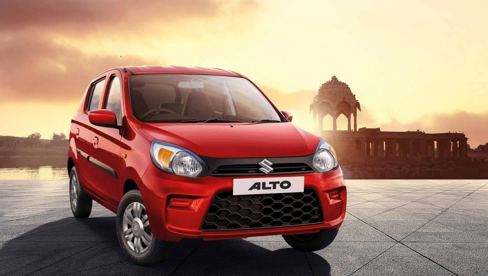Maruti Alto is the best selling car in India