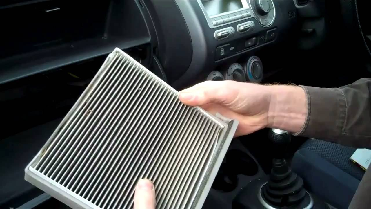 honda jazz car ac filter