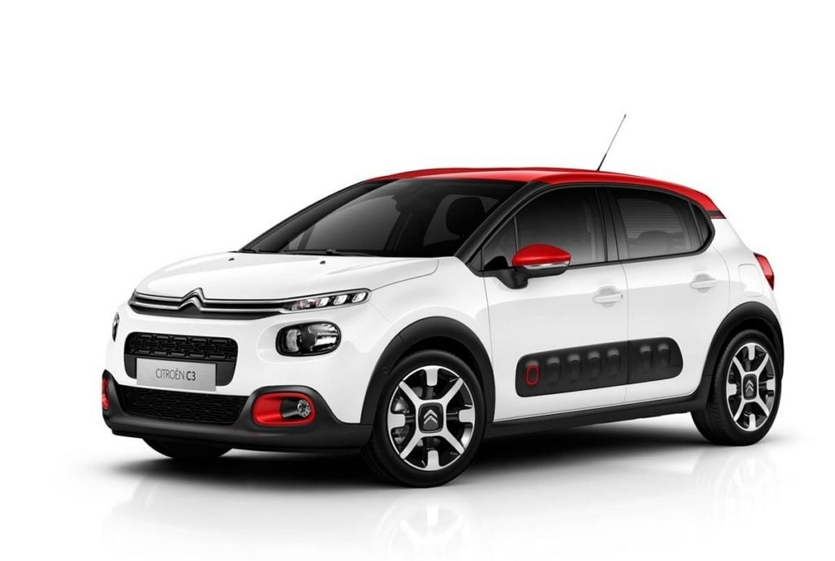 Front-side-look-of-Citroen-C21-SUV