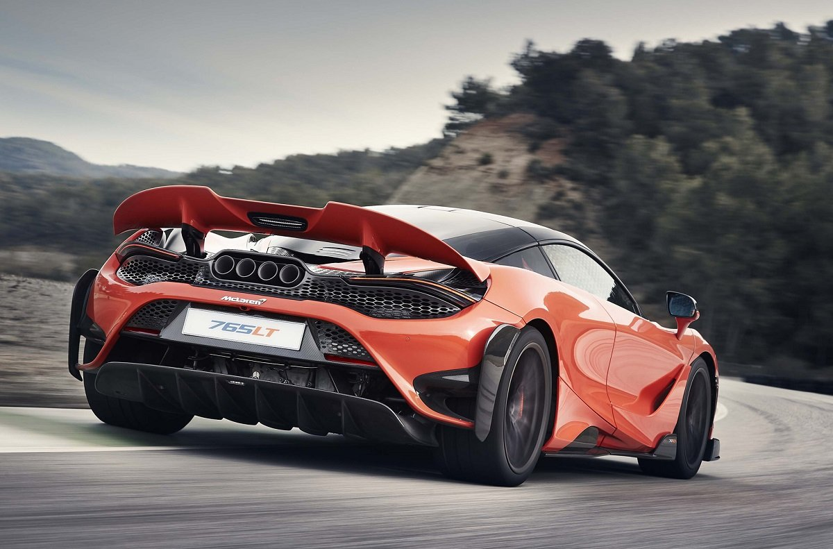 Mclaren 765LT Is a Monstrous Version Of The 720S, Priced At $358,000