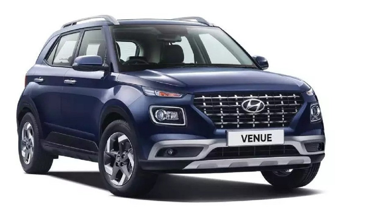 Affordable cars with sunroof - Hyundai Venue