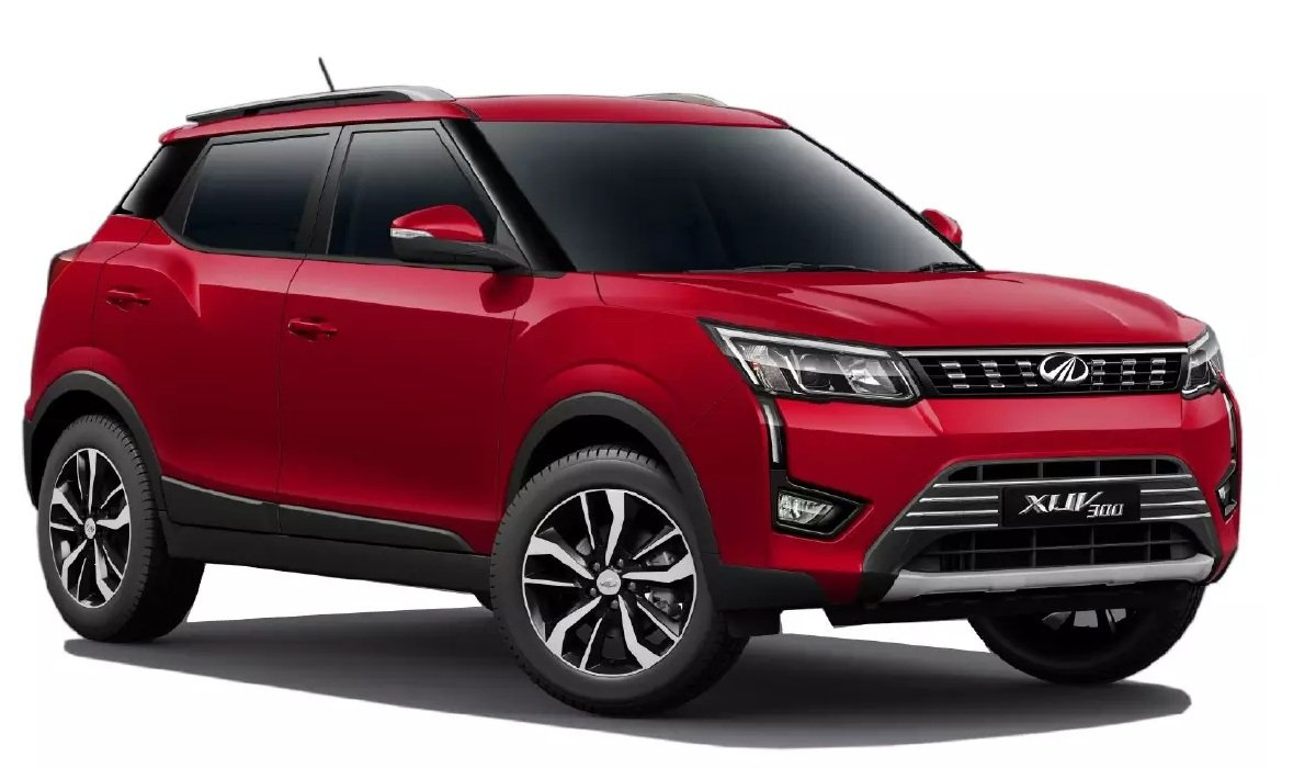 Affordable cars with sunroof - Mahindra XUV300