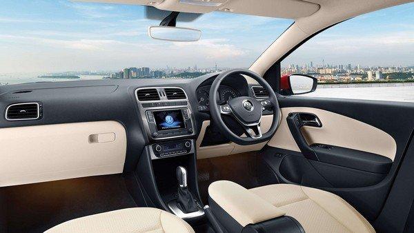 Volkswagen Vento Interior Dashboard