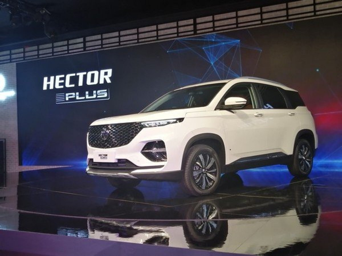 MG Hector Plus to be Followed by Toyota Land Cruiser Prado Rival