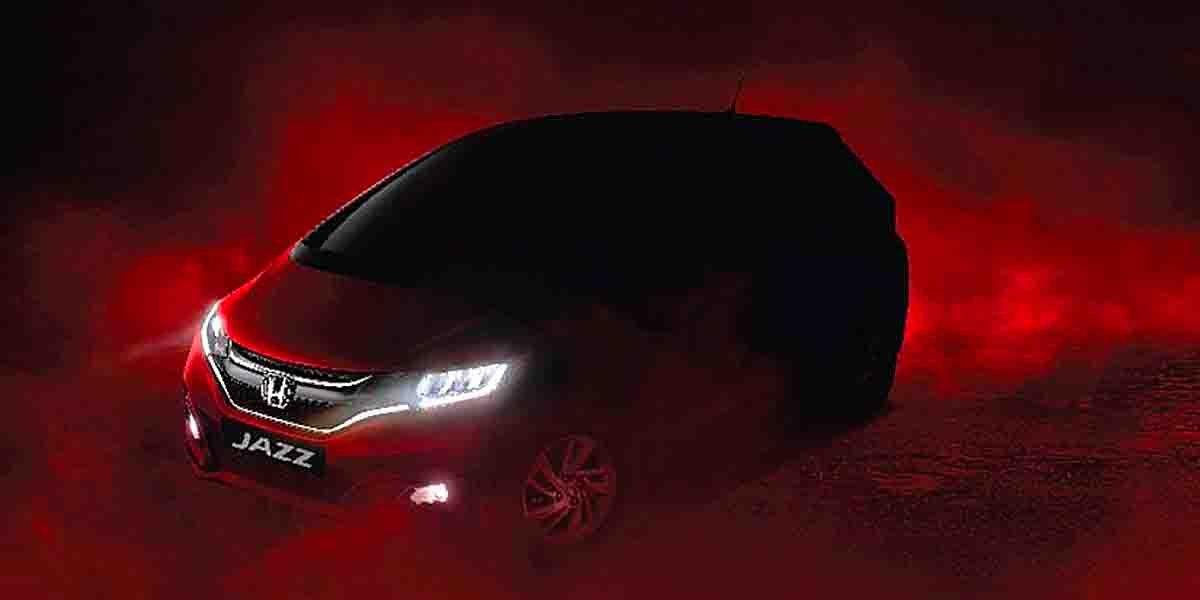 BSVI Honda Jazz Gets LED Headlamps, Launch Soon