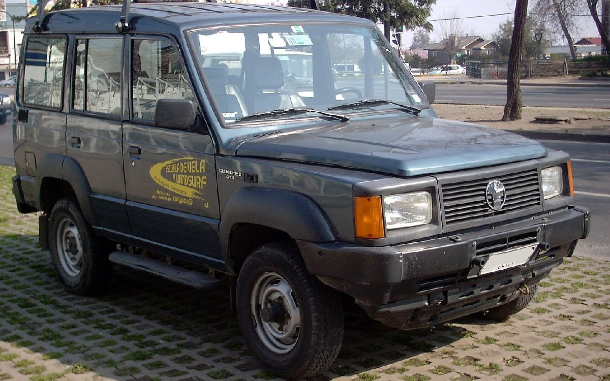 Old is Gold - Tata Sumo original