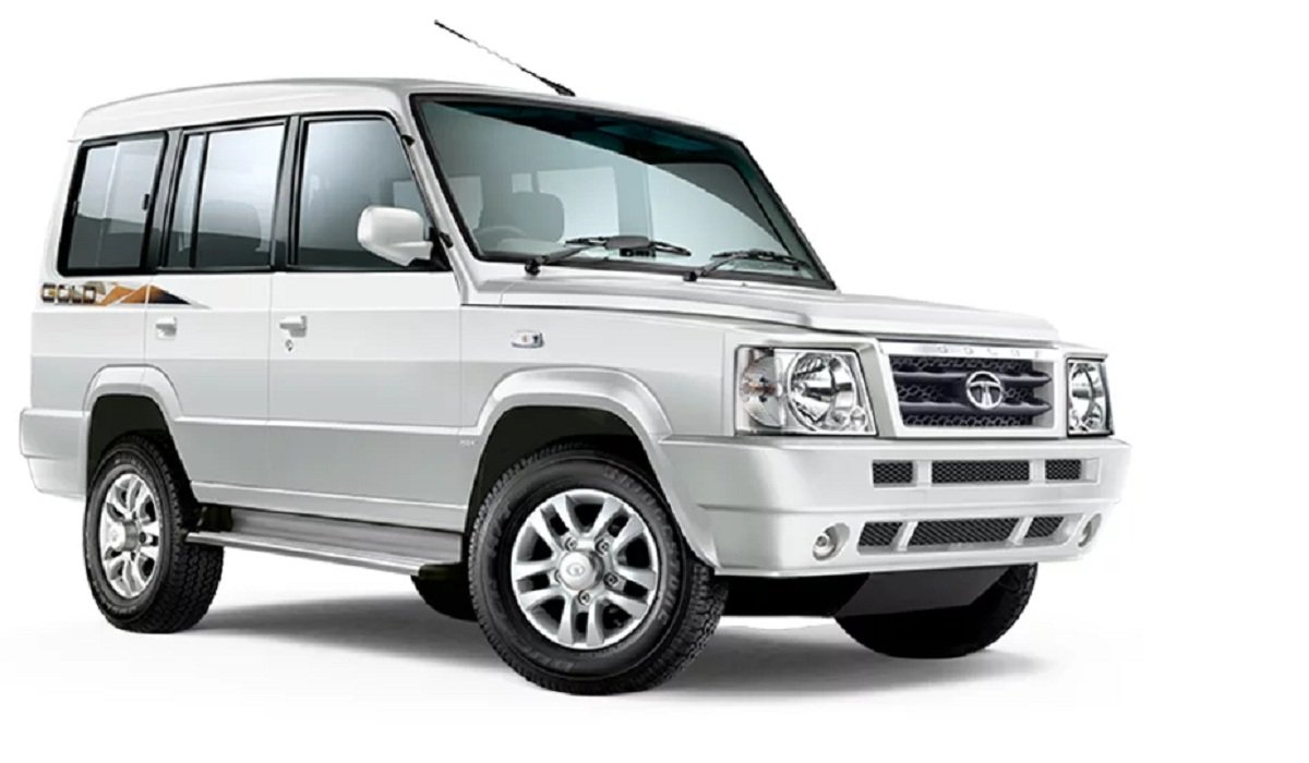 Old is Gold - Tata Sumo Gold