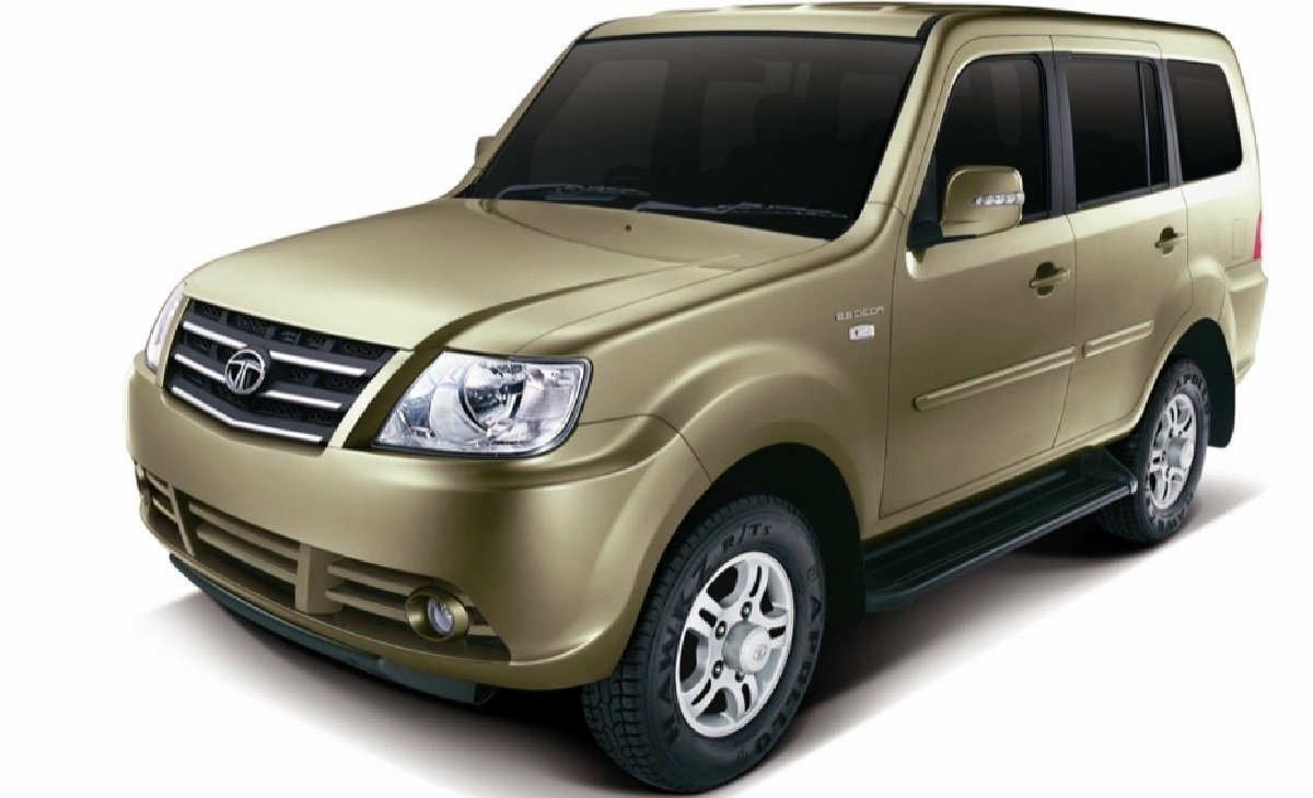 Old is Gold - Tata Sumo Grande