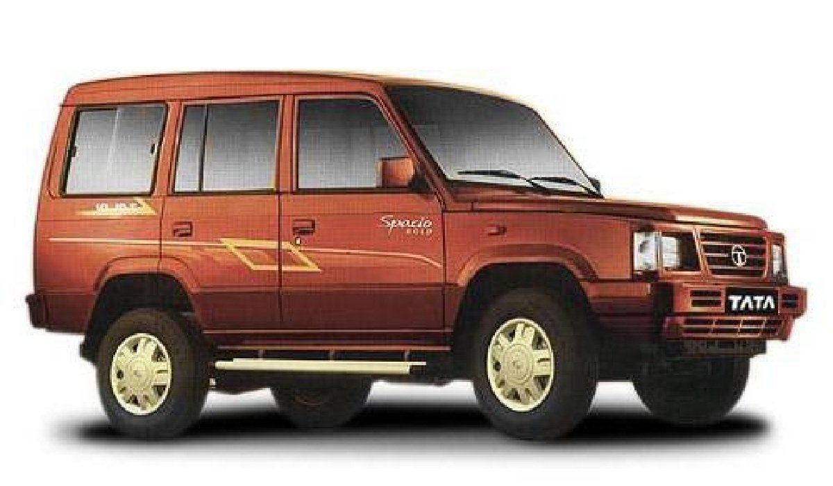 Old is Gold - Tata Sumo Spacio