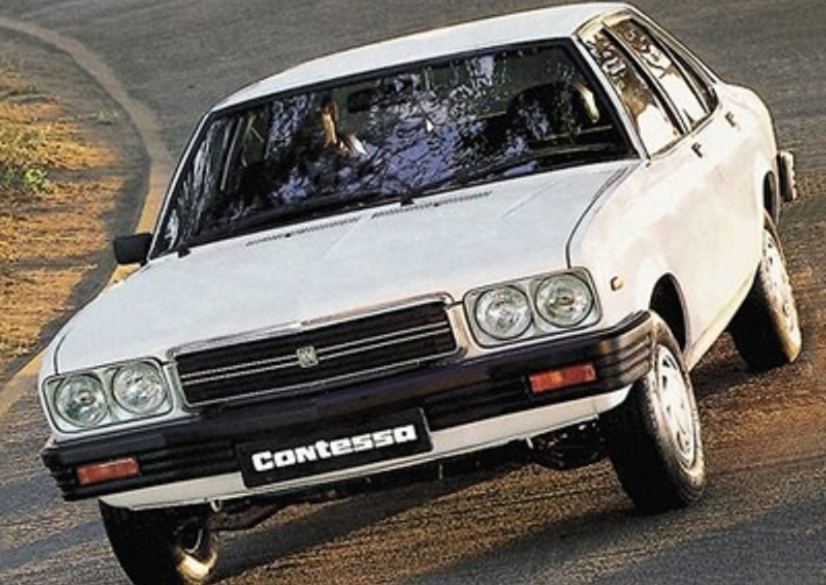 Old is Gold - Hindustan Contessa Classic