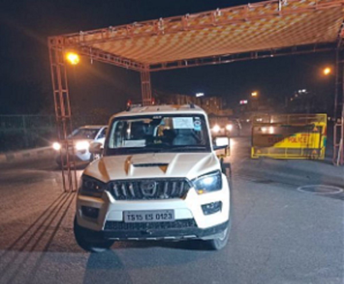 Minister's Mahindra Scorpio Used For Smuggling Liquor, Nabbed